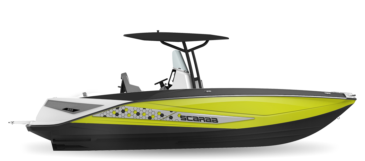 2018 Scarab 255 OPEN ID Impulse